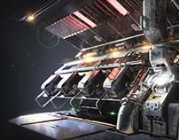 :: Sci-Fi Env / Game Ready ::
