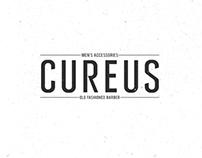 CUREUS BARBERSHOP // BRANDING