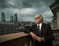 Bernie Ecclestone | Baku magazine