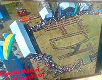 tari cawan massal fdt 2014