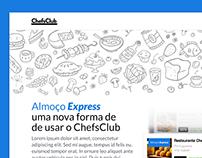 ChefsClub - Almoço Express