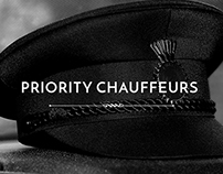 Priority Chauffeurs Web Project