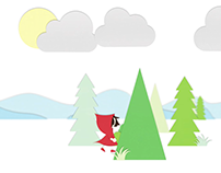 Little Red Riding Hood - Animation