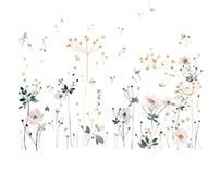 Pattern [11] - Primavara botanica