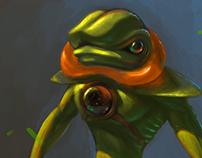 (Swamp warrior) сharacter сoncept