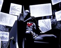 DC comics Designs