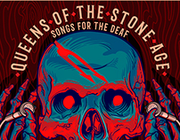 Songs For The Deaf - QOTSA
