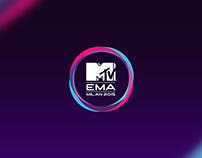 MTV EMA 2015 - Branding Pitch