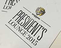 2015 Richmond President's Lounge Identity