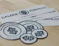 Galerie Formlos - Corporate Design