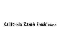 California Ranch Fresh Egg Label