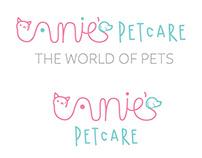 Logo Vanie's Pet care