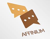 Affinium - Branding Development