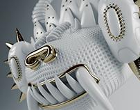 Diablada Mask