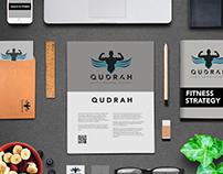 Brand Identity | QUDRAH