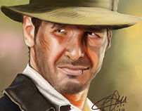Indiana Jones: Process - 2013
