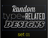 Type Design Set 01