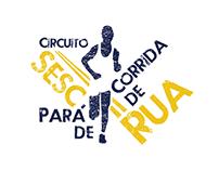 Branding - Circuito Sesc Pará de Corrida de Rua