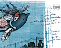 """Personal Project """"Un tomb per Onírium"""""""