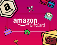 Icons - Amazon Gift Card