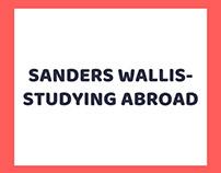 Sanders Wallis: Studying Abroad
