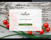 Authentic Organic Products
