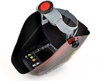 Jackson Safety Auto Darkening Welding Helmet