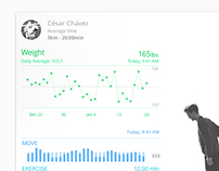 006 DailyUI Exercise Profile