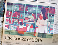 FT Weekend: Books of 2016