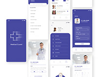 Medical App Concept
