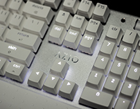 AZIO MK Mac Keyboard