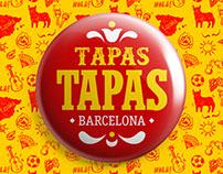 Tapas Tapas Barcelona - Branding