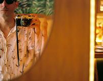 Analog Selfies with Asahi Pentax KX.