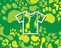 The Wood–Greenpeace T-shirt