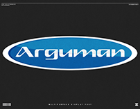 Arguman - Modern DIsplay Font