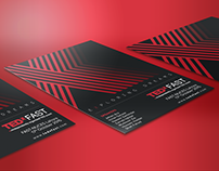TEDx FAST | Event Collateral