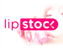 Lipstock logo