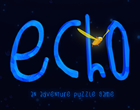 Echo (The Blind Dolphin Game)