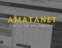 Amata - Amatanet How To