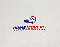 Home Movers | Logo Template