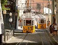 Lisboa - A cinematic portrait