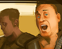 Mad Max Podcast Header