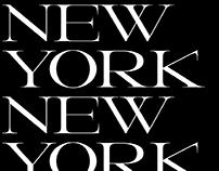 letters/typefaces 2017