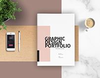 Graphic Design Portfolo Template