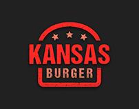 identidade visual // Kansas Burger