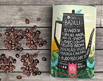 Cafe Bazilli - Embalagem