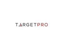 TargetPro - Branding - Web Design