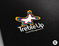 TrebleUp Events - Branding