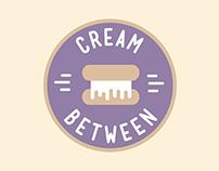 Cream Between