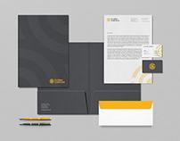 Global Comtech Logo & Identity Rebrand